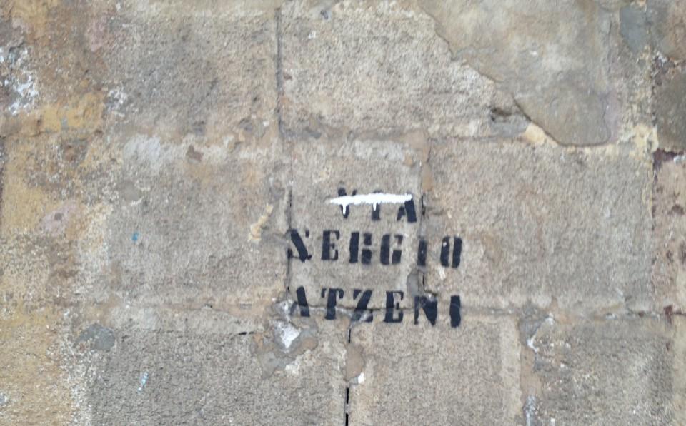 Per Sergio Atzeni, a vent'anni dalla scomparsa